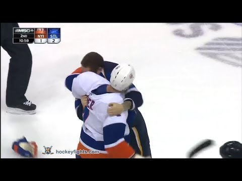 Chris Stewart vs. Matt Carkner
