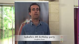 Isabella's 6th Birthday party