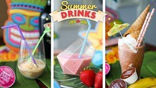 מתכון למשקאות קיץ שיקררו אתכם!