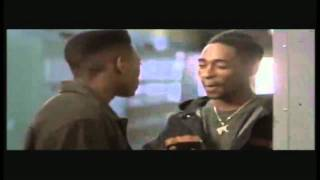 2Pac Juice - I dont Give A Fuck Part with Tupac and Omar Epps