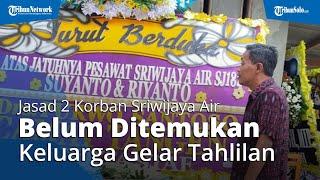 Jasad Korban Sriwijaya Air SJ-182 Asal Sragen Belum Ditemukan, Warga Katelan Gelar Tahlilan