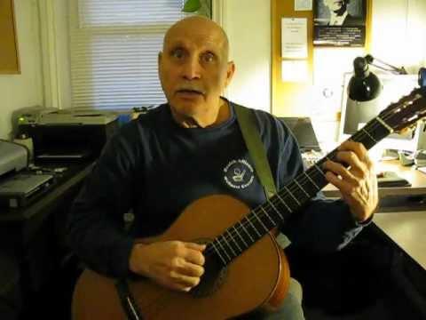 Learn How to Play CMaj7 Chord on Guitar.AVI