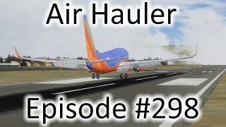 FSX | Air Hauler Ep. #298 - Daytona Beach to Gunnison | 737-700
