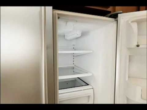 How to Replace Refrigerator Water Filter - French Door & Bottom Freezer Models