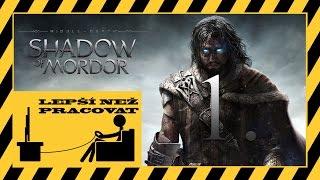 Shadow of Mordor - Český let's play 1. část