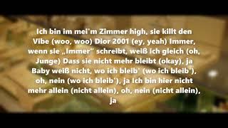 RIN   Dior 2001 LyricsSongtext (prod. Alexis Troy)
