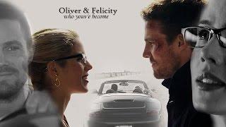 "Сериал ""Стрела"", Oliver & Felicity | Their Story (1x03-3x23)"