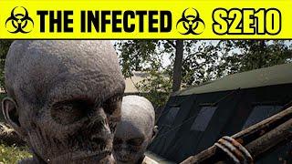 The Infected Deutsch | Tag 10 mit der ersten Vambihorde 😱😱😱