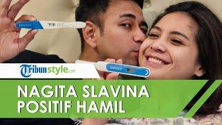 Nagita Slavina Umumkan Positif Hamil Anak Kedua