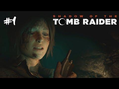 Nové dobrodružství! #1 [Shadow of the Tomb Raider]