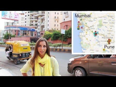 ПУНА Индия. Наше посещение города Пуна.
