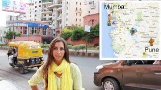 ПУНА Индия. Наше посещение города Пуна. Pune. India.