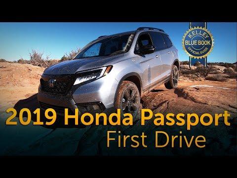 2019 Honda Passport – First Drive