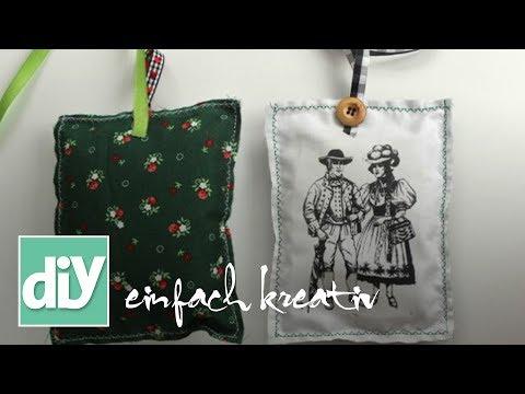 Duftsäckchen Schwarzwaldliebe | DIY einfach kreativ