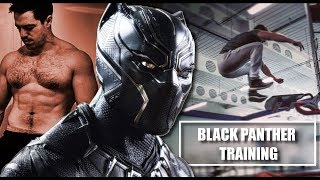 Black Panther Training: Workouts for Reflexes, Agility and Jump Height