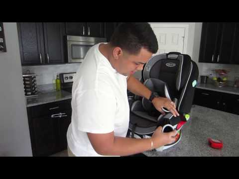 Graco 4Ever 4-in-1 Convertible Car Seat: Installation & Review