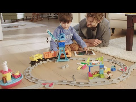 LEGO® DUPLO® Поезд на паровой тяге 10874