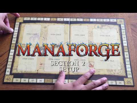 Manaforge How-To-Play