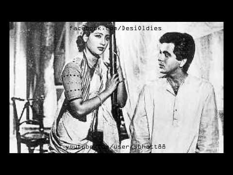 Azad 1940s [unreleased]: Badmast hawaayen hain (Naseem Akhtar, Hafiz Khan Mastana)