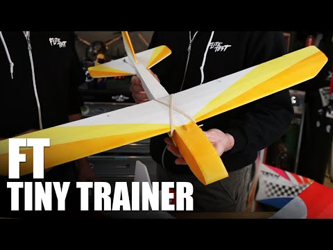 Flite Test | FT Tiny Trainer
