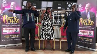 ELDER MIREKU, ELDER OBIRI AND SANDY ASARE LIVE WORSHIP 1