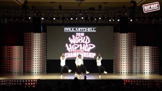 The Alliance - Philippines (Bronze Medalsit Varsity Division) @ #HHI2016 World Prelims