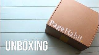 PageHabit Romance Box   March 2018