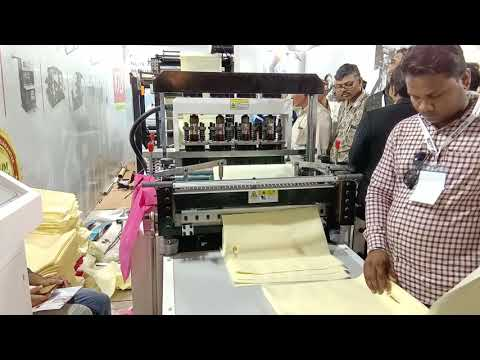 KTL-C700 Non Woven Box Bag Making Machine