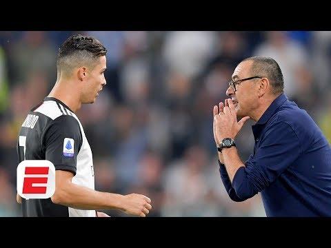 Are Maurizio Sarri and Juventus managing Cristiano Ronaldo properly? | Serie A