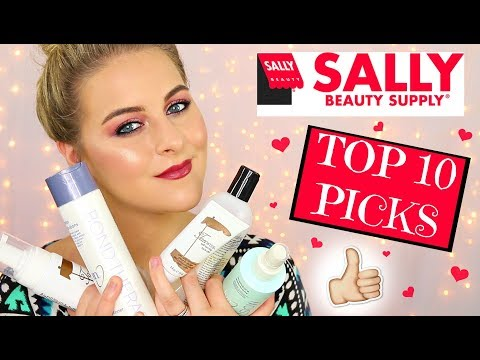 TOP 10 FAVORITE PRODUCTS | Sally's Beauty Supply Mp3