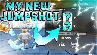 MY NEW CURRENT JUMPSHOT!!! (Splash all them threes!)