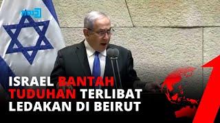 Langka! Dituduh Campur Tangan Ledakan Dahsyat, Israel Justru Tawarkan Lebanon Bantuan Medis