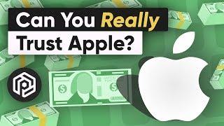 Can You Trust Apple? Facebook? Google?