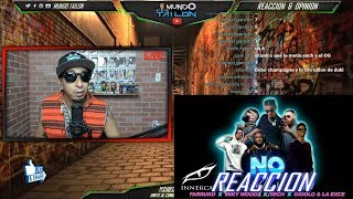 [Reaccion] Milly x Farruko x Sech x Miky Woodz x Gigolo Y La Exce - NO (Official Music Video)