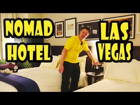 NoMad Las Vegas Park MGM Hotel Review