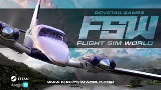 VideoImage1 Flight Sim World