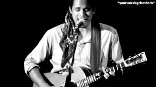 John Mayer   Free Fallin' + Fast Car (Subtitulada En Español) [EN VIVO] Luna Park, Buenos Aires