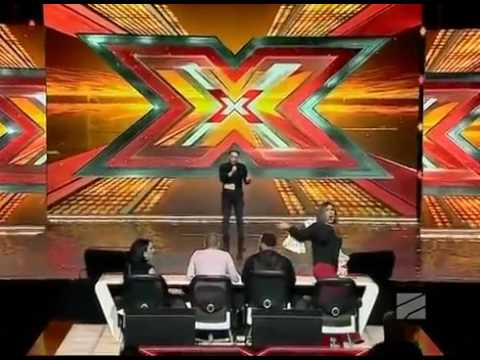 Disturbed The Sound Of Silence Sandro Kurtskhalidze Amazing Cover X Factor