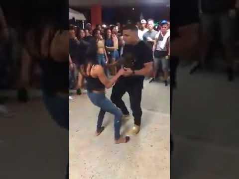 Salsa Merengue Hot Dirty Dancing