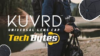 KUVRD | Universal Lens Cap | Techbytes