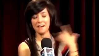 Christina Grimmie on Christina Aguilera