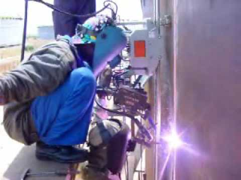 Welding Automation Carriage for All Positions