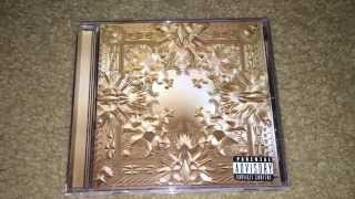 Unboxing Jay-Z & Kanye West - Watch The Throne