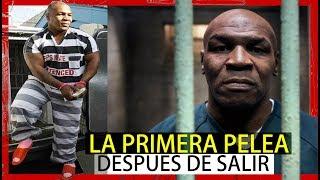 Así Vivió Mike Tyson en la Cárcel   Y Como Fue la Primer Pelea después de Salir de Prisión