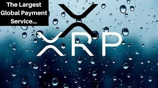 Ripple XRP: XRP Will Be The Largest Global Payment Service With ILP