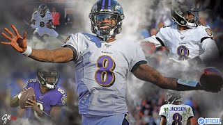 II Unanimous MVP II The Official MVP Highlights of Baltimore Ravens Quarterback Lamar Jackson