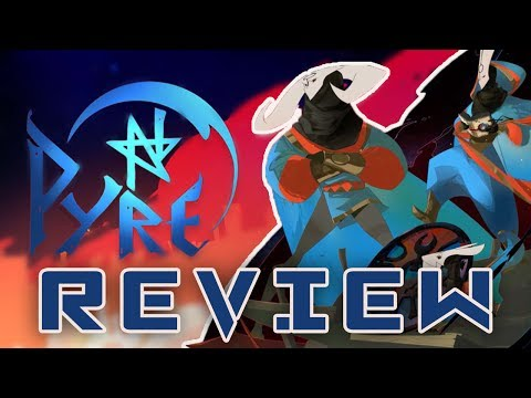 Pyre Review: The Most Magical World of 2017 video thumbnail