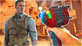 THIS NEW MAP TROLLED ME.. (Black Ops 3 INSANE CUSTOM ZOMBIES MOD)