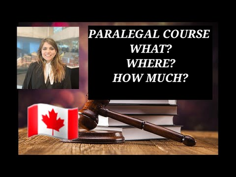 Paralegal Course Details 🇨🇦| Immigration Scams discussion