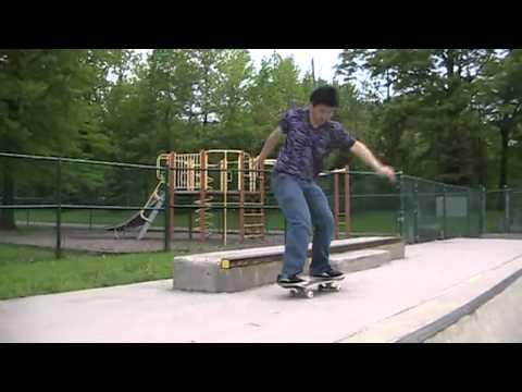Skate the rapture North Olmsted skatepark 5/21/11